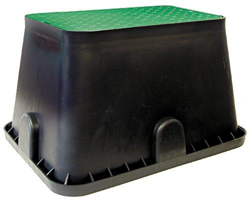 Aqua Control C1903 Premium rechthoekige nestkast voor elektrische ventielen Afmetingen: 40 x 30 x 27 cm.
