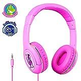 Kids Headphones,Dveda 85dB Volume Limited Hearing Protection Child Wired Headset,3.5mm Jack On Ear Headphones with Adjustable Headband for Kids/Children/Toddler,Best for Kids