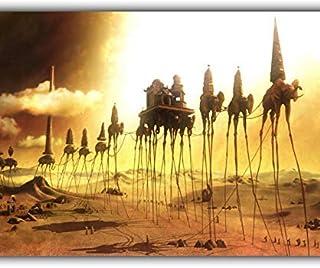 Reeseiy Puzzles De 1000 Piezas De Rompecabezas Casual Chic para Adultos Salvador Dalí Surrealismusdekoration para El Hogar Regalo para Niños Y Adultos ( Color : Colour , Size : Size )