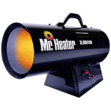 Mr. Heater 35,000 BTU Propane Forced-Air Heater #MH35FA