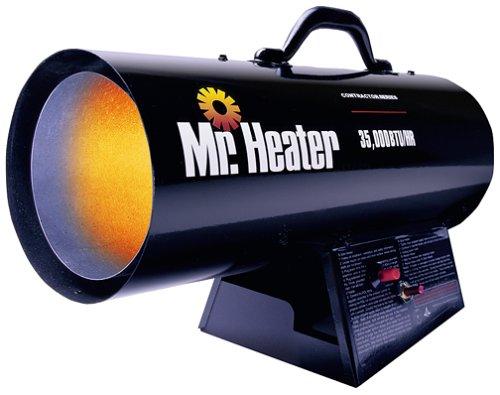 Mr. Heater 35,000 BTU Propane Forced-Air Heater #MH35FA