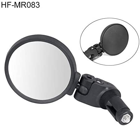 XCJ mart Cycling Rear View Bike Handle Stainless Rearvie Steel At the price Mirror