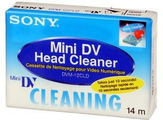 Sony - Digital Video Camcorder- Mini-Reinigungscassette