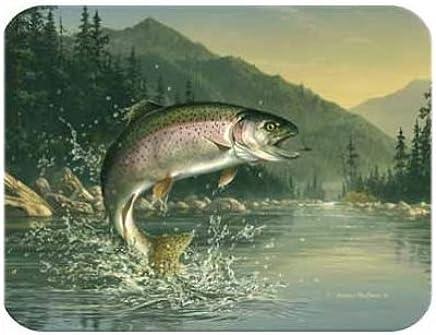McGowan TT92072 Tuftop Rainbow Trout Cutting Board- Medium