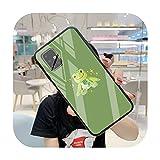 FightLY Coque de protection en verre trempé pour Samsung S6 7 Edge Plus 8 9 10 Plus Note8 9 10pro...