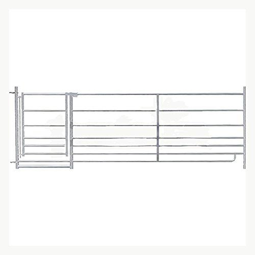 Steckfix-ostacolo con cancello, W=M 2,75 - A31420
