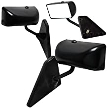 1989-1994 Nissan 240sx F1 Style Manual Side Mirrors