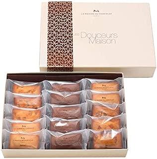 メゾンデュショコラ La Maison du Chocolat フィナンシェ 1箱(15個入り) フィナンシエ ギフト 贈り物 ご進物