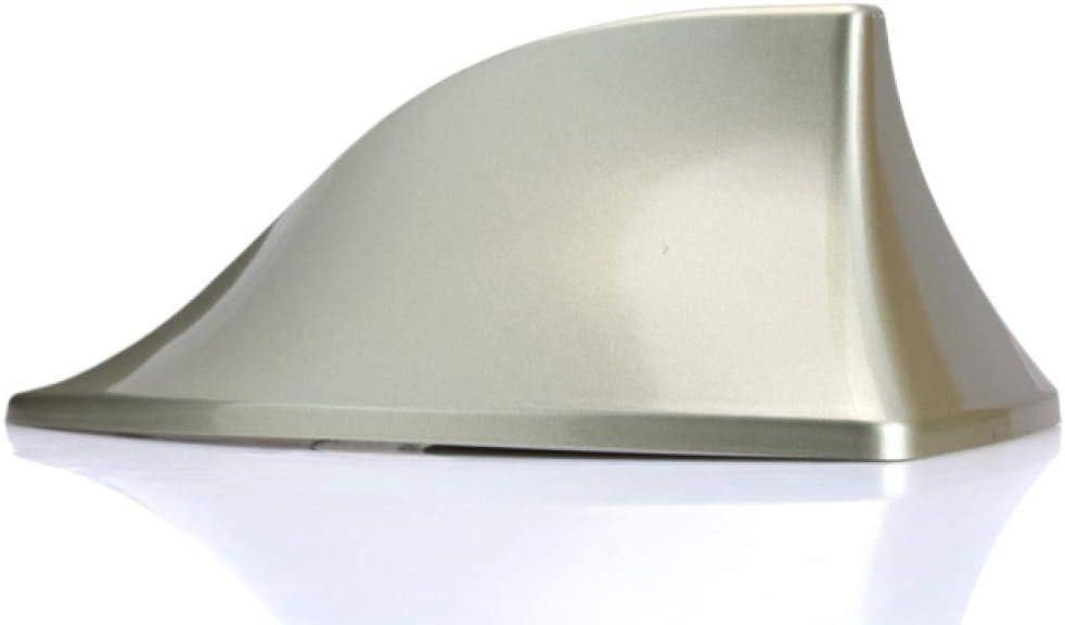SBCX Antena de tiburón Antenas de señal de Coche Antena de Aleta de tiburón, para Renault Koleos Clio Megane Duster Sandero Captur Twingo
