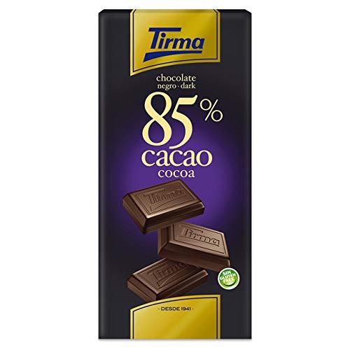 Tirma Chocolate Negro 85% Cacao 125 g
