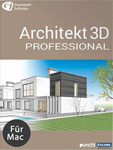 Architekt 3D 20 MAC | Professional | 1 Gerät | 1 Benutzer | Mac | Mac Download