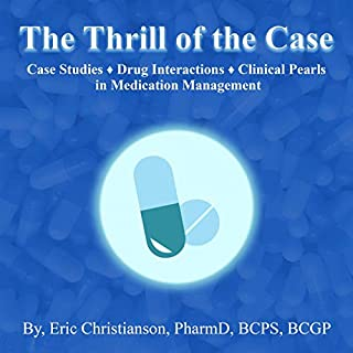 The Thrill of the Case audiobook cover art