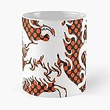 Holland Dutch Soccer Euro Football 2020 2021 - Taza de café de cerámica blanca de 11 onzas