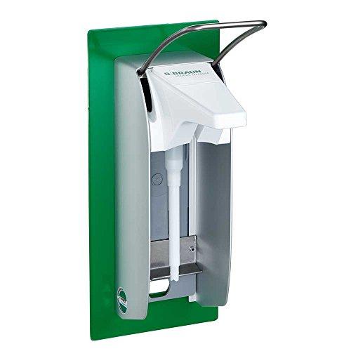 B.Braun - Marco de señal para dispensador de pared Plus 500 ml, color verde, 13,2 cm x 29,7 cm
