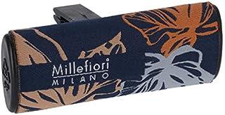 ミッレフィオーリ(Millefiori) フレグランス メンズ ICON TEXTILE FLORAL カーエアーフレッシュナー 16CAR72 WHITE MUSK(ホワイトムスク) [並行輸入品]