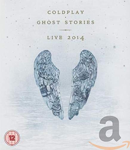 Coldplay - Ghost Stories/Live 2014 (+ CD) [Blu-ray]