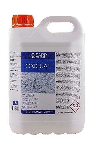 Limpiador multisuperficie de elevado poder de limpieza y desodorización