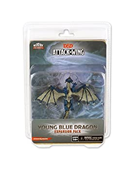 D&D Attack Wing  Seven - Young Blue Dragon Expansion Pack