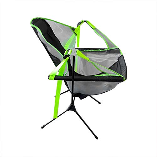 Outdoor Folding Chairs Portable Ultralight High Back Camping with Headrest Backpacking Chairs,Best Choice