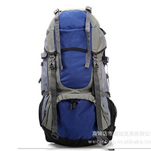 Les hommes et les femmes sac à bandoulière extérieure randonnée sac à dos pèse sacs de montagne en plein air emballage extérieur