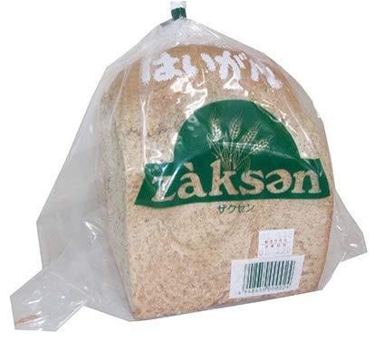 ザクセン  はいがパン 1斤  6個