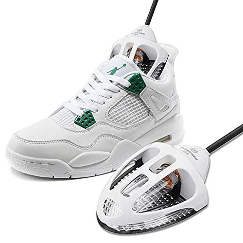 Versátil Esterilizador de Zapatos UVC Ozono, Esterilizador con Temporizador, Desodorante Para Secado,...