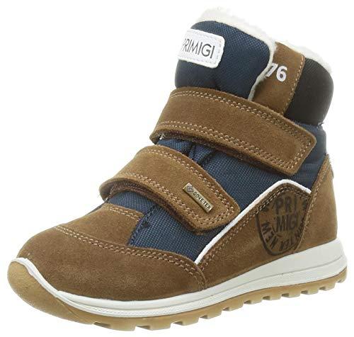 PRIMIGI Unisex-Baby PTIGT 63567 First Walker Shoe, MARR.CH/Petrol, 26 EU