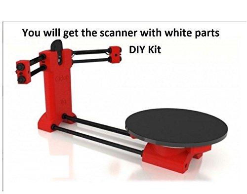 Reprap Ciclop 3d scanner DIY kit,3d Open source Portable 3d scanner