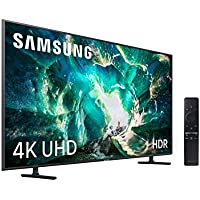 """Samsung 4K UHD 2019 65RU8005 - Smart TV de 65"""" con Resolución 4K UHD, Wide Viewing Angle, HDR (HDR10+), Procesador 4K, One Remote Control, Apps en Exclusiva y Compatible con Alexa."""