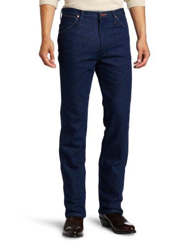 Wrangler Men's Western 5 Pocket Traditional Boot Cut Slim Jean,Indigo Stretch,40x34