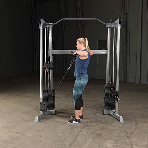 Product Image 9: Body-Solid GDCC200 Functional Training Center 200 for Weight Training, Home and Commercial Gym