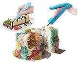 Pastry DIY Cake Decorating Pen Icing Piping Tips Nozzles Bag Sugar Craft Fondant Cake Deco Tool Kit