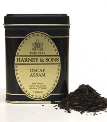 Decaffeinated Assam, Loose tea in 4 Ounce tin