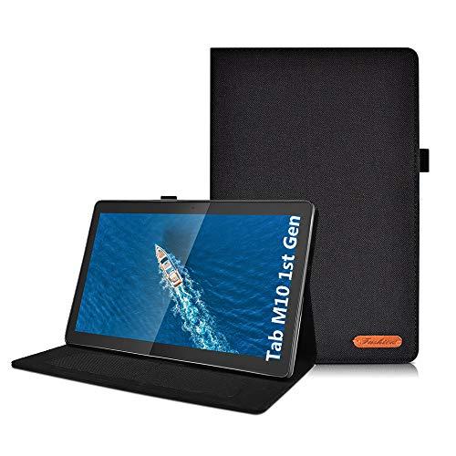 KATUMO Custodia per Lenovo Tab M10 10.1 Cover con Slot per Lenovo Tab M10 TB-X605F  TB-X605L  TB-X505F  TB-X505L