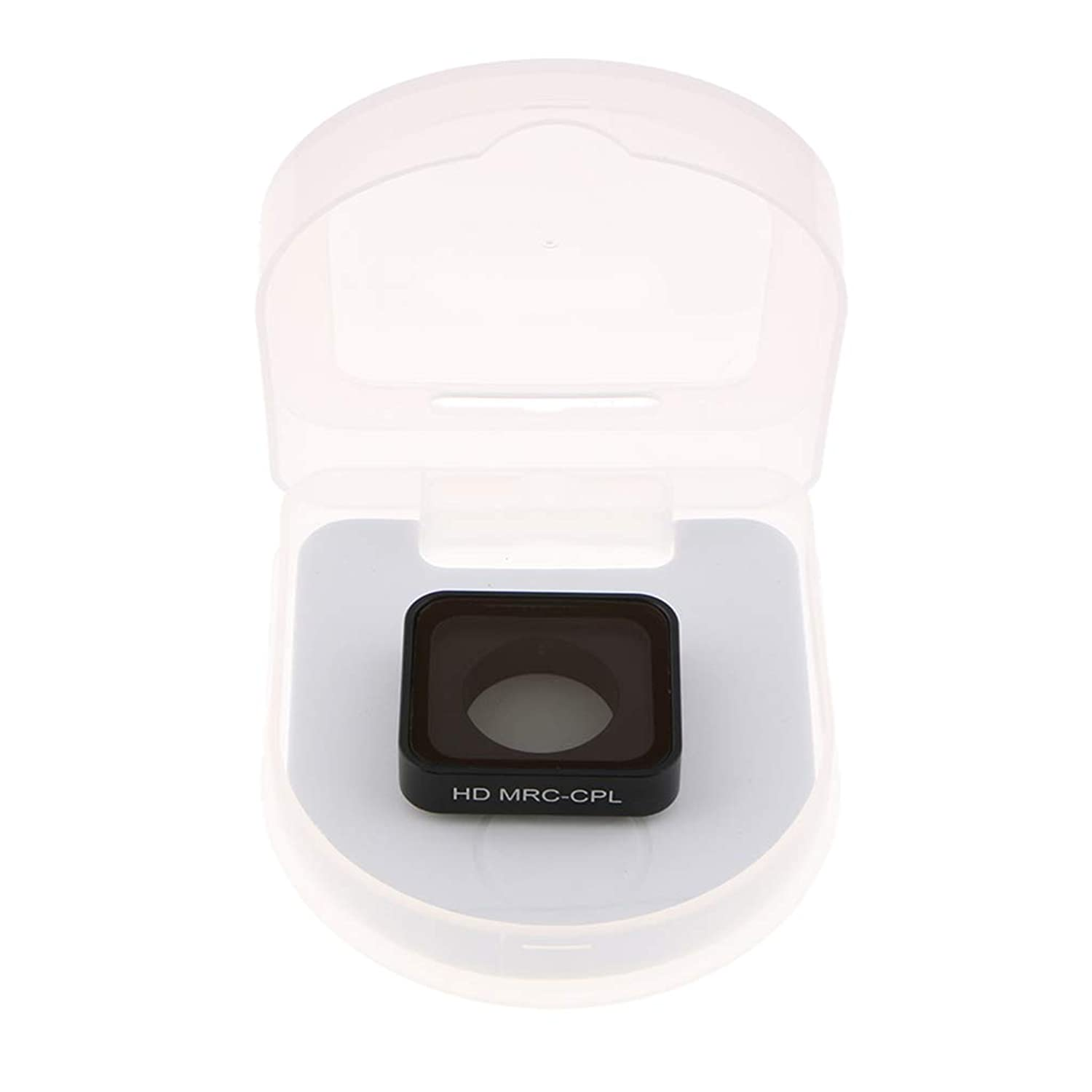 SM SunniMix CPL Filter Lens Cover Protector Replace for GoPro Hero 7 5 6 Cameras Black itxatl3625025
