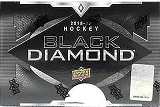2018 19 upper deck black diamond