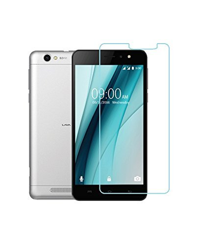Unbreakable Screen Protector for Lava X28 (Far Better Than Tempered Glass) with Impossible Anti Shock and Hammer Proof Protection