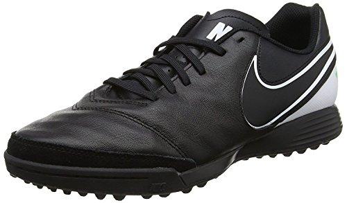 Zapatos de f¨²tbol Nike TiempoX Genio II Leather TF para hombre (6.5)