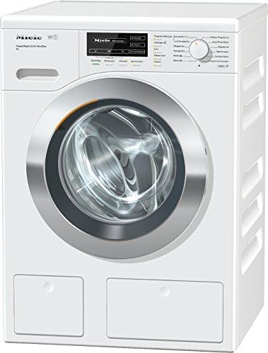 Miele wkh122wps pwash 2.0& twindos xlw1Machine à laver chargement frontal avec Power Wash 2.0/A + + +/1600tr/min Quick Power Wash/TWIN dos