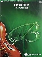 Spoon River: Conductor Score (Belwin Intermediate String Orchestra)