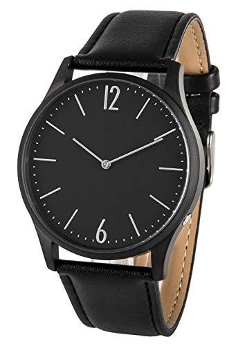 Funk-Armbanduhr, Edelstahl