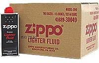 ZIPPO(ジッポー) Zippo オイル缶 【小缶133ml】 24本セット