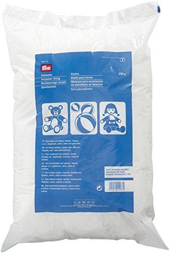 Prym 968210 Füllwatte, Polyester, Polyesterfüllung, weiß