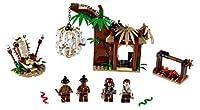 レゴ (LEGO) パイレーツオブカリビアン 人喰い島からの脱走 4182