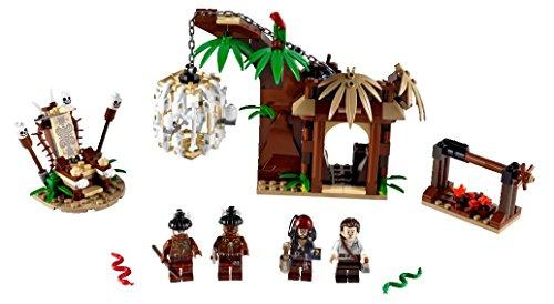 LEGO Pirates of the Caribbean 4182 - Flucht vor den Kannibalen