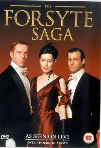 The Forsyte Saga [DVD] [2002]