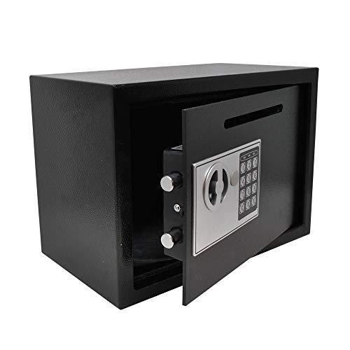 Tresor Safe mit Einwurfschlitz Anti-Bounce