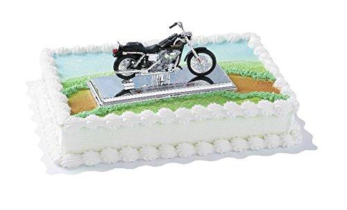 Cake Company Tortendekoration Harley Davidson für alle Rocker die perfekte Dekoration