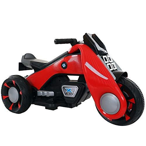 ZAKRLYB Kinder-Motorrad Kind Elektrische...