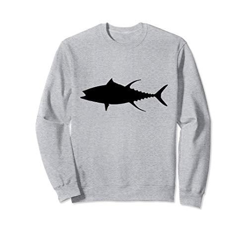 El atún de aleta amarilla Sudadera